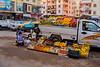 Selling Fruits on the Street (.hd.) Tags: streetsellers fruits can caddy street egypt hurghada streetlife sherrystreet hurghada2017 addahar