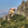 nickolas on pinnacle (garybill) Tags: greece meteora kastraki kalambaka