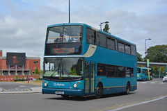 aks 6428 - GN04 UEV (Solenteer) Tags: arrivasoutherncounties arrivakentsurrey 6428 gn04uev volvo b7tl transbus alx400 chatham