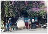 台中街景 Taichung Streetscape 275 (葉 正道 Ben(busy)) Tags: 龍貓 totoro kaonashi 無臉人 taichung streetscape street 台中 台灣 街景 taiwan 宮崎駿 多多龍