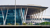 Bangalore Airport terminal from Taj Hotel Terrace (JohnKuriyan) Tags: bengaluru airport bangalore kempegowda tajbangalore