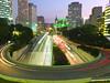 São Paulo [ EXPLORED - Oct 27, 2017 #141 ] (De Santis) Tags: brasil brazil sãopaulo sp terminalbandeira fuji x10 centro capital light luzes cidade city movimento fernandodesantis