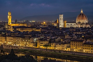 Firenze Into The Blue