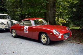 Lancia Appia GTE by Zagato