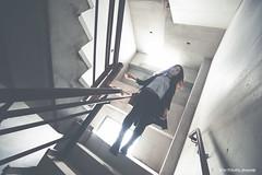 YNL_9134 (彥男爵) Tags: 少女 girl ruins 廢墟 秋 autumn