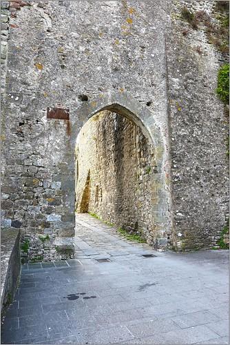 Gateway, Castello Malaspina, Fosdinovo, Italy