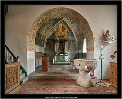 Sony A7R-II with Canon TS-E 4/17mm, stitched image (Dierk Topp) Tags: 17mm a7rii a7rm2 canontse417mm ilce7rii ilce7rm2 sonya7rii tse architecture canon17mmtse churches kirche marienkirche sony superwide tiltshift waabs