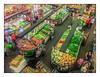 Bankstown Squire Fruit & Vegetable Market (Explore) (TOXTETH L8) Tags: bankstown nsw australia bankstownsquareshoppingcomplex fruit vegetables topazlabs photopainting sonyrx100m4
