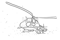 Helicopter in wide angle Perspective Sketch (Hebstreits) Tags: air aircraft art cockpit copter design doodle drawing drawn equipment fighting flying hand helicopter illustration image isolated machine modern propeller sketch sky speed technology tourism transport transportation vector vehicle white