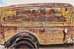 Quick Reliable Service (jerrywb2010) Tags: wells nv dodge vintageautos 1930s paneltruck unrestored rust rustyandcrusty