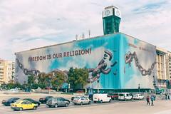 Freedom is our Religion (tagois) Tags: kiev kyiv ukraine independencesquare maidannezalezhnosti майданнезалежност київ maidan україна