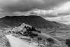(--marcello--) Tags: castellucciodinorcia umbria italy mountains city blackandwhite