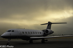 N1KE G650 (KSBD Photo) Tags: burbank california unitedstates us n1ke g650 glf6 gulfstreamfan gulfstreamforever