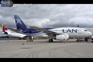 A332 TAP e A319 LAN