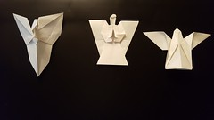 Nick Robinson's Angels (sues4cats) Tags: origami angel