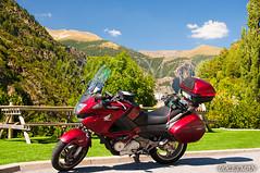 ANDORRA (DOCESMAN) Tags: andorra pirineos deauville honda moto docesman danidoces