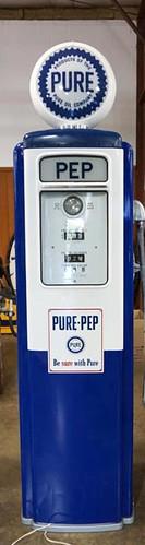 Pure Gas Pump w/ Globe ($1,400.00)