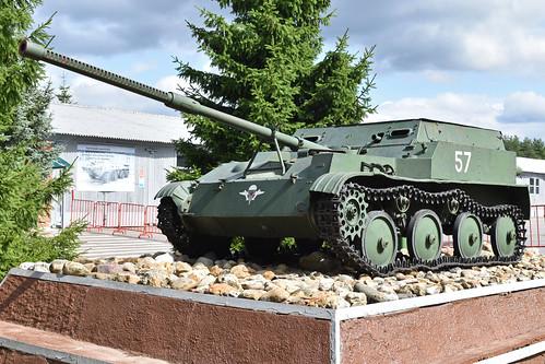 ASU-57 '57' – Kubinka Tank Museum