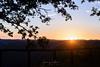 Coucher de soleil sur le belvédère de St-Nazaire, Corrèze (jeje62) Tags: belvedere correze diège dordogne paysage saintnazaire sunset france