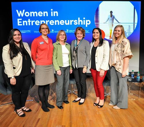 Women in Entrepreneurship