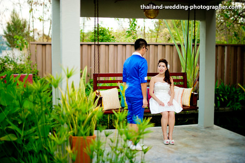 Thailand Let's Sea Hua Hin Al Fresco Resort Wedding Photography | NET-Photography Thailand Wedding Photographer