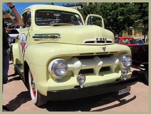 original motor 1948 ford f1 pick up