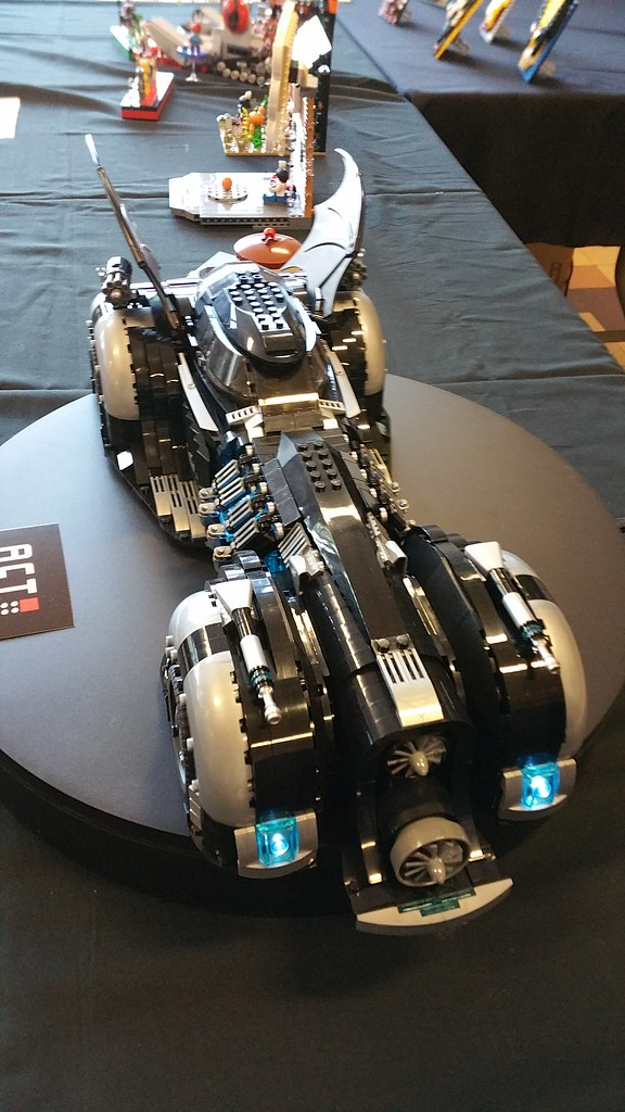 the world 39 s best photos of batmobile and lego flickr. Black Bedroom Furniture Sets. Home Design Ideas