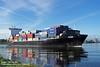 EILBEK (HWDKI) Tags: eilbek imo 9313199 schiff ship vessel mmsi hanswilhelmdelfs delfs kiel kielcanal nok nordostseekanal canal kanal schachtaudorf containerschiff containership meyer papenburg