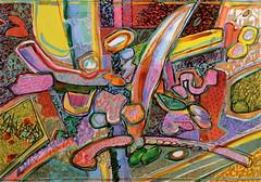 Disegno (Renato Morselli) Tags: disegno colori art paper