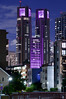 東京都庁舎 ピンクリボンライトアップ 2017 Tokyo Metropolitan Government Buildings in Pink Ribbon Illuminations (ELCAN KE-7A) Tags: 日本 japan 東京 tokyo 都庁舎 metropolitan government building ピンク リボン pink ribbon ペンタックス pentax k3ⅱ 2017