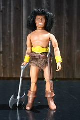 World's Greatest Super Heroes - Conan ( Mego 1975 ) (Donald Deveau) Tags: mego wgsh worldsgreatestsuperheroes superhero actionfigure doll marvelcomics toys toyphotography vintagetoy conan