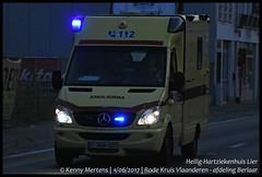 Rode Kruis Vlaanderen - afdeling Berlaar - Ambulance (gendarmeke) Tags: belge belgium belgique belgie belgië belgien rode kruis croix rouge red cross roten kreuz rotes ambulance ambulanz ambulances ziekenwagen berlaar afdeling section heilig hart hartziekenhuis heilighartziekenhuis heilighart lier hulpdiensten