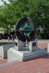 DSC_0154 (Copy) (pandjt) Tags: quebec villedequébec québec canada ca quebeccity worldheritagesymbol worldheritage sculpture publicart monument
