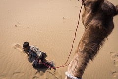 Rajasthan - Jaisalmer - Desert Safari with Camels-17