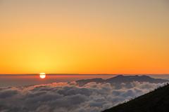 2nd sunrise (hitohira_) Tags: sunrise moutain nature sky ckoud 八ヶ岳