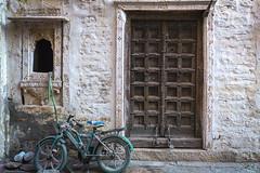 Rajasthan - Jaisalmer - Fort Doors