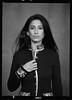 Christina | August 2017 (pixel-art) Tags: women longhair black jacket ralphlauren fashion bnw onfilm studio wetscan analogphotography