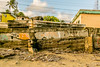 beachwall.jpg (BradPerkins) Tags: wood dominicanrepublic sand color decay seawall grafiti beach rotting urbandecay concrete wall urbanlandscape fallingapart