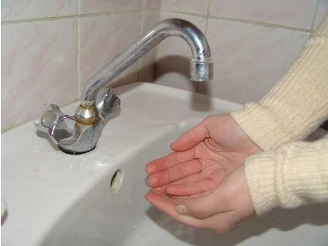 ВСызрани прорвало трубопровод: без воды остались 15 тыс. человек