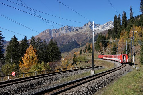 Sedrun/Bugnei - MGB NEAT Track