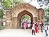i-delhi-qutab minar-unesco (26) (jbeaulieu) Tags: inde nord delhi qutab minar