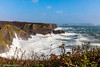 ex-Ophelia @ Skrinkle Haven ☆☆ Explored (PRPhoto dot Wales) Tags: pembrokeshire cliffs ocean prphotodotwales sea storm waves exophelia skrinklehaven spray haven lightroom classic travel coastalpath coast explored