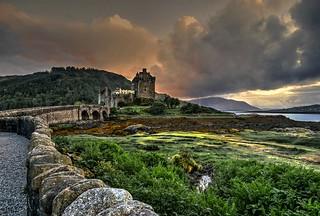 Eilean Donan Castle Lochalsh, Scotland