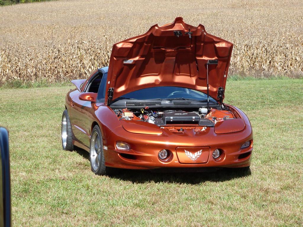Wilcox Farm Car Show