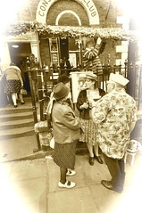 _DSC7929 (petelovespurple) Tags: 1940s 2017 wwii ww2 wartimeweekend warweekend women men england enjoyment ryedale reenactment yorkshire yesteryear uniforms unitedkingdomuk people petee pickering plp pickeringwartimeweekend pickeringwarweekend ladies landgirls lasses happy hats heels girls gentlemen gals fun festival furs fortiesweekend forties d90 dresses smiling stockings skirts sexy seamedstockings shoes seams army airforce navy costumes cosplay candid vintage vintagecars boots boys beautiful nikon northyorkshire nylons nymr