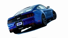 Ford Mustang GT 5.0 (nbdesignz) Tags: gran turismo sport gts ps4 playstation 4 polyphony digital car cars ford mustang gt 50