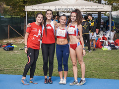 Alessandra Cicarè, Elisabetta Vandi, Micol Zazzarini, Micaela Melatini