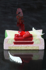 """Fiesta"" Entremet (Мiuda) Tags: cake cakes star green red dark black background dessert delicious basi llime fruitred fruits berries berry strawberry strawberries baking bake baked bakery sweet sugar velvet spray pastry professional patisserie white chocolate entremet french mousse food gourmet still life macro close up closeup inside whole piece perfet cut slice foodphotography foodphotographer photography photographer foodphoto photo blog blogge rfood blogger foodblogger confectioner glaze luxury celebration celebrate holidays christmas new year canon"