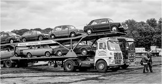 Barnard Castle , Vintage Rally .