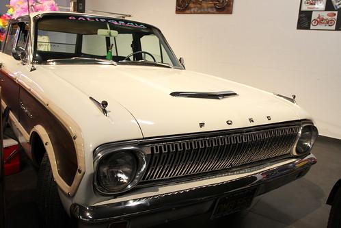 Ford Falcon Squire Wagon